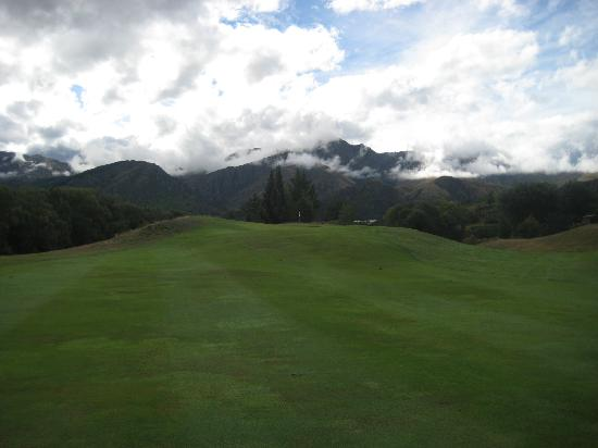 Crawfords: Arrowtown Golf Club