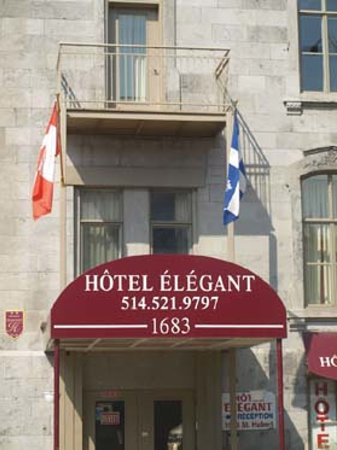 Photo of Hotel Elegant Montreal