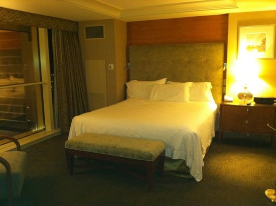 Bedroom In Suite Picture Of Borgata Hotel Casino Spa Atlantic City Tripadvisor