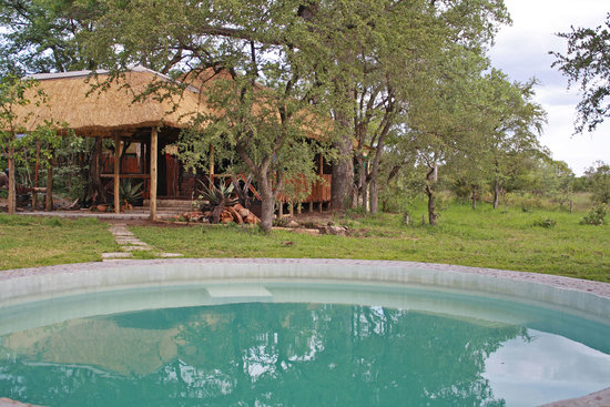 Shindzela Tented Safari Camp: Dinging / Lounge area