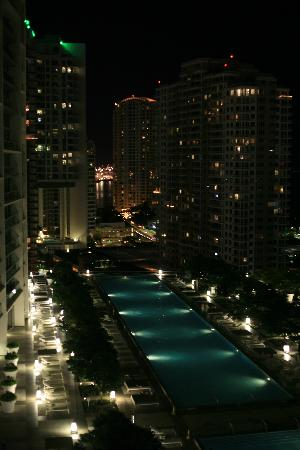 Residences at Icon Brickell - Miami by Elite City Stays: beautiful scenery from our balcony