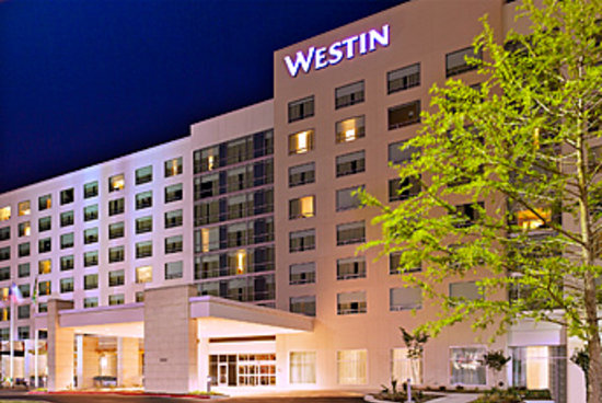 The Westin Austin at The Domain : Hotel Exterior