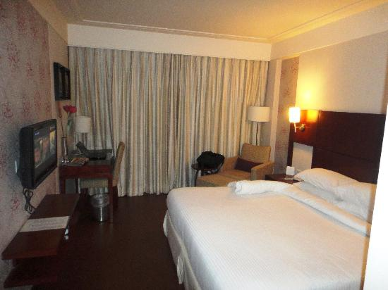 Vesta International: Room view 2