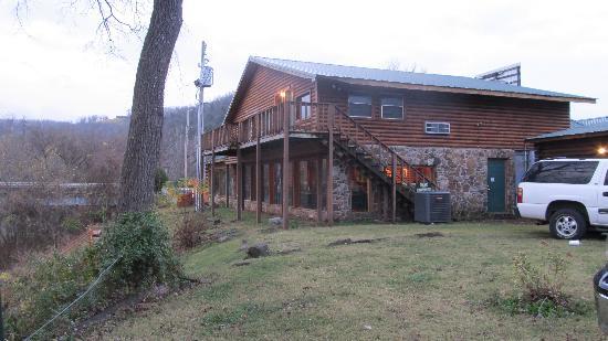 Angler's White River Resort: Nice Lodge at Angler's
