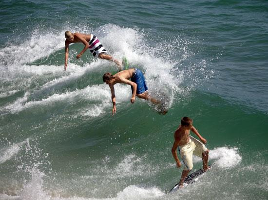 Newport Beach, CA: Surf USA!
