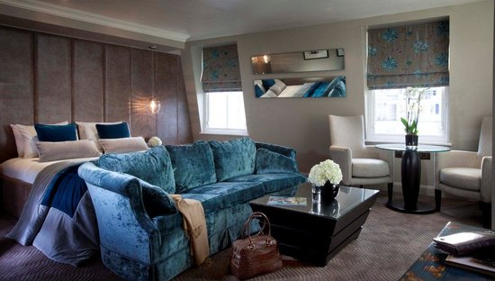 ‪‪Radisson Blu Edwardian Bloomsbury Street‬: Exclusive Floor Studio Suite‬