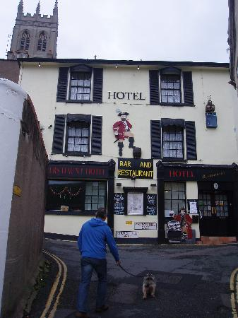 The Smugglers Haunt Hotel: Christmas at the Smugglers