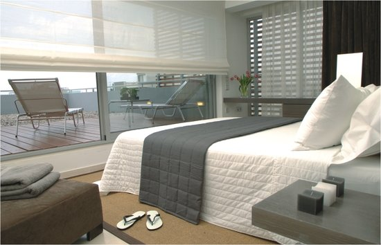 Brasil Suites Hotel Apartments: Superior suite bedroom