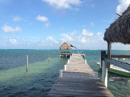 Caribe Island Condos: On the dock