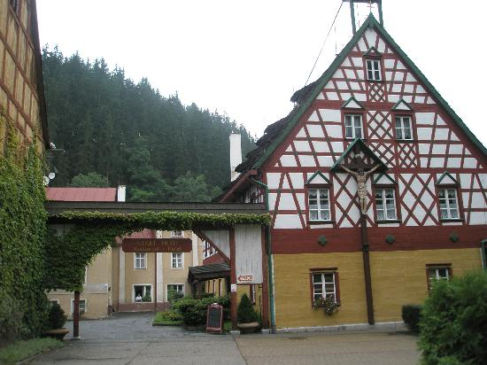 Karlovy Vary, Czech Republic: Motel