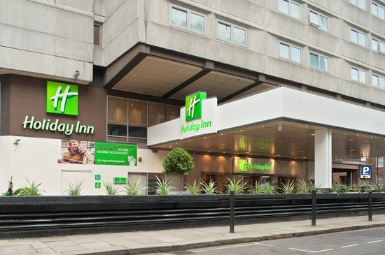 Holiday Inn London - Regent's Park: Welcome to the Holiday inn London Regents Park