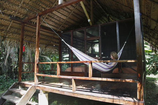 Huaorani Ecolodge