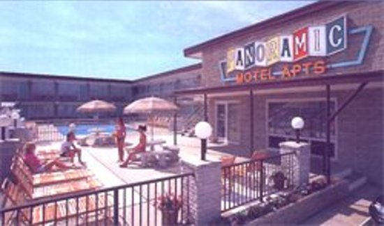 Panoramic Motel Apts照片