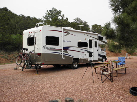 ‪Colorado Springs Mountaindale Cabins & RV Resort‬