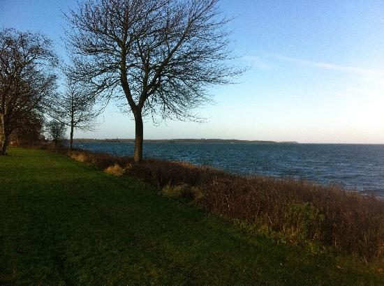 Lolland, Danmark: at the sea - 50 meters from the hotel