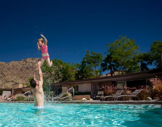 Family Vacations in Palm Springs