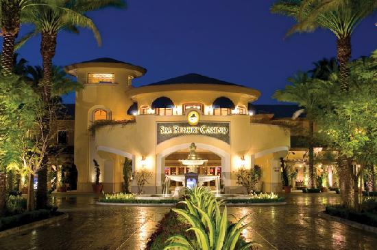 best palm springs casino