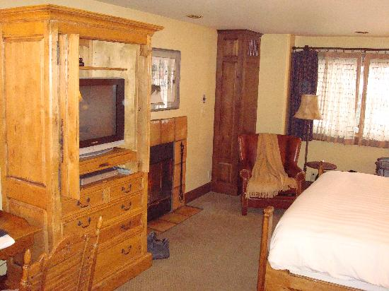 Rusty Parrot Lodge and Spa: Bedroom