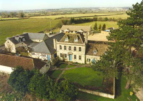 Old Manor Hotel: Wiltshire Countryside Hotel