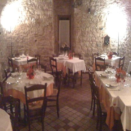 Magliano in Toscana, Italy: the top