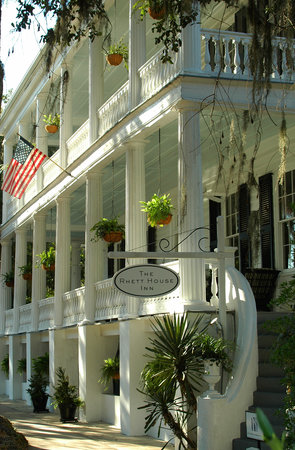 The Rhett House Inn : Rhett House Inn 