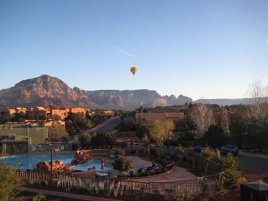 View From Our Patio Picture Of Sedona Summit Resort