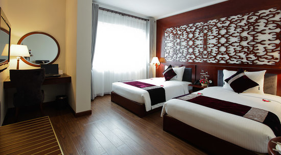 Essence Hanoi hotel - Deluxe twin room