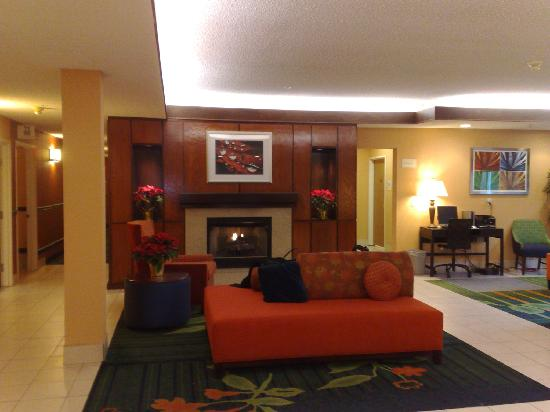 Fairfield Inn Seatac Airport: foyer 3