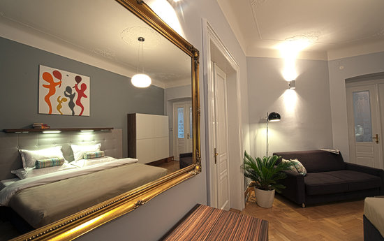 Prague City Apartments Residence Brehova