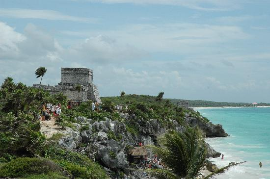 Grand Palladium White Sand Resort &amp; Spa: plage de tulum  proximit