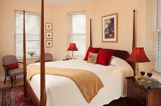 Woodley Park Guest House: Room 121