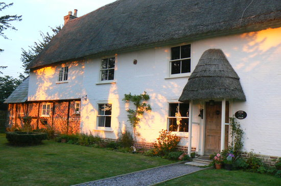 Hyde Farm Bed and Breakfast (Fordingbridge, New Forest) - Ranch