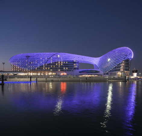 Yas Viceroy Abu Dhabi