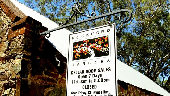 Rockford Winery
