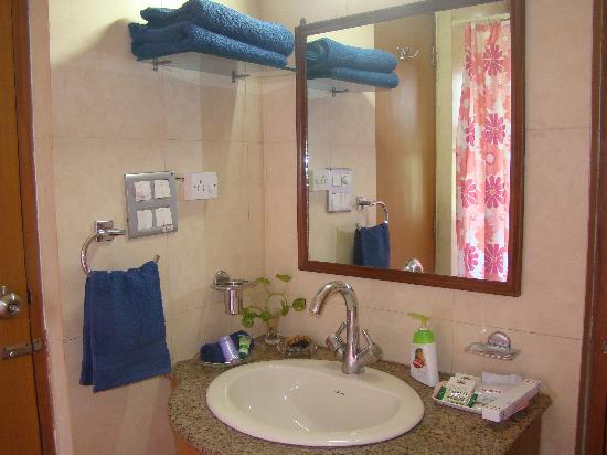 Shalum Bed and Breakfast: Bathroom