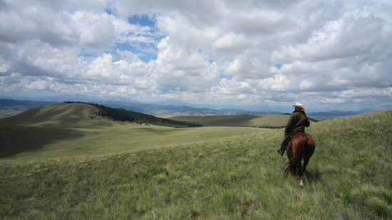 Badger Creek Guest Ranch