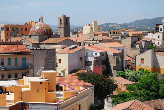 Hotel For You: View of Olbia
