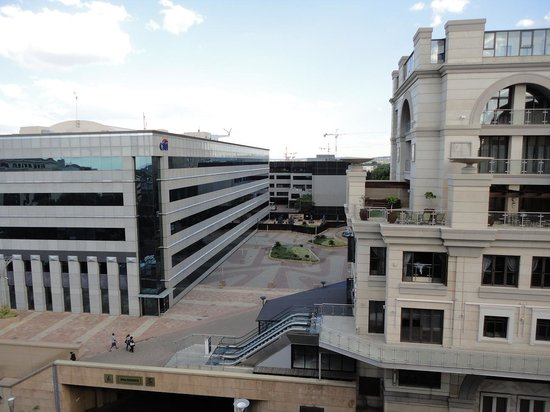 Garden Court Sandton City: View from room