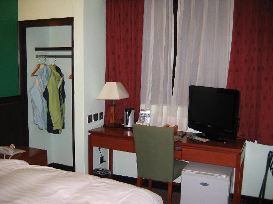 Forte Orange Hotel (Liouhe): Double bed room