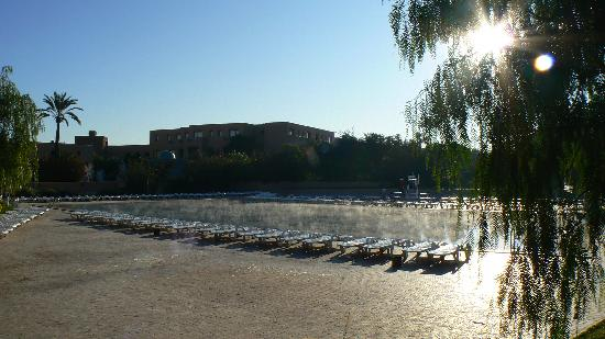 Le lac picture of club marmara madina marrakech for Club piscine orleans