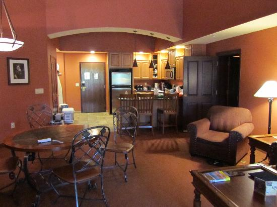 Chula Vista Resort: 3 bedroom unit at Chula Vista