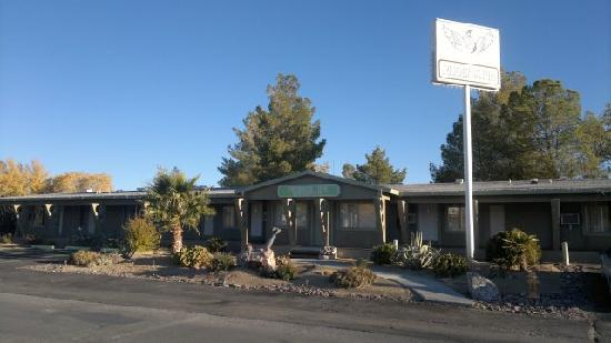 The Atomic Inn: the motel