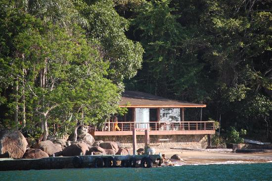 The Island Experience: Our beautiful lodge