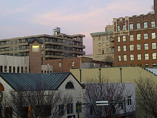 Downtown Inn &amp; Suites: From Hotel balconies