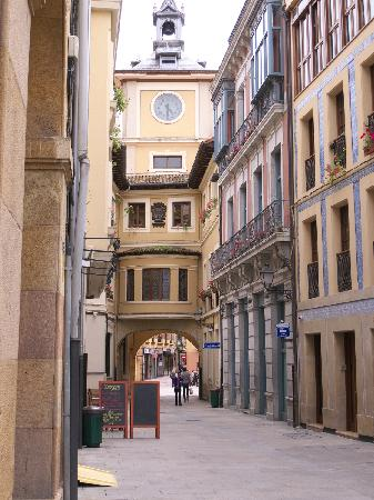 Oviedo, Espagne : Ayuntamiento 