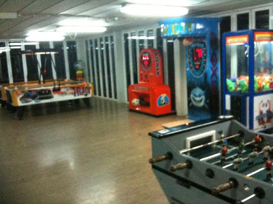 Myramar Fuengirola Hotel: games room