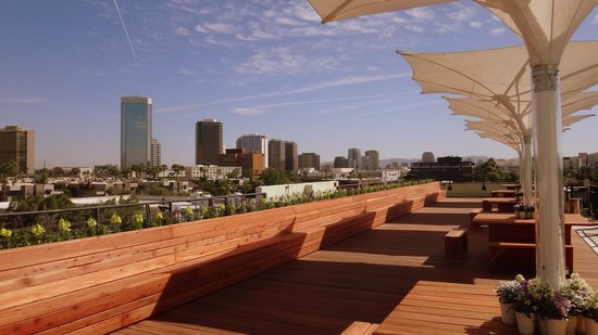 ‪The Clarendon Hotel - Phoenix's Urban Retreat‬