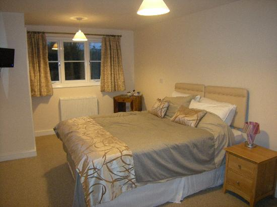 Franklin House: Large Double Room