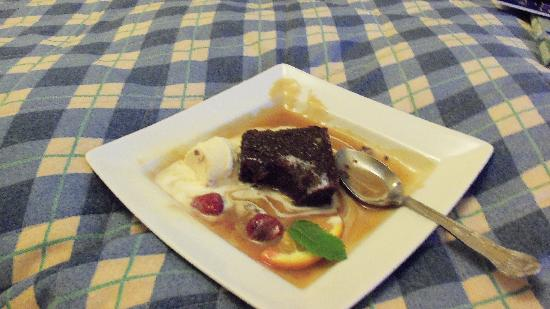 Ferryhill House Hotel: Sticky Toffee Pudding