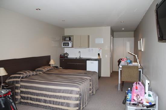 Airport Christchurch Luxury Motel & Apartments: Room 4